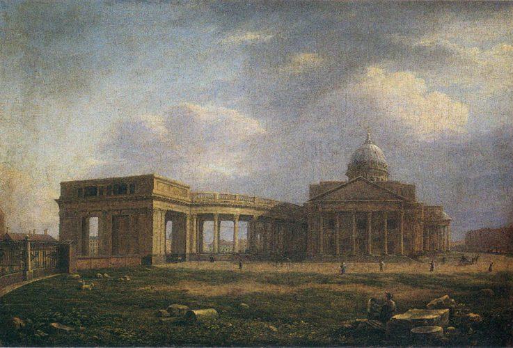 Античный Санкт-Петербург
